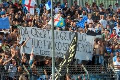 Calcio-Lecco-Seregno-Finale-Playoff-2016-Curva-Nord-striscione