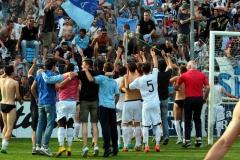 Calcio-Lecco-Seregno-Finale-Playoff-2016-Festeggiamenti-Sotto-la-Curva