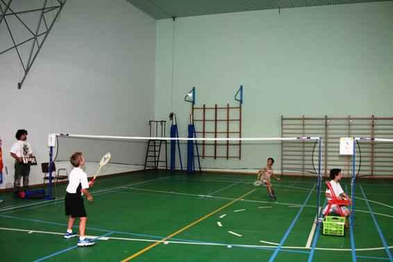 Badminton Lecco torneo promozionale ottobre 2014