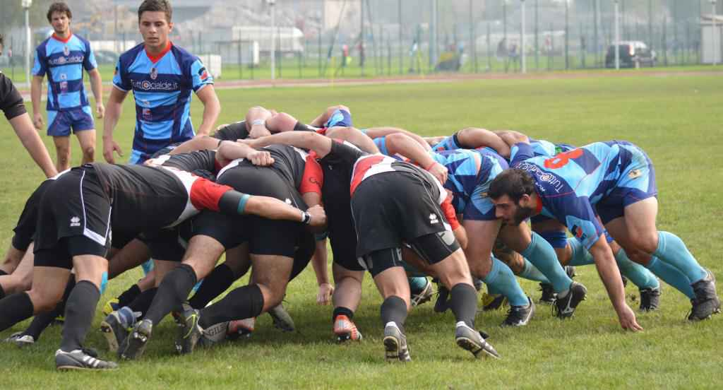 Rugby Lecco Vs Gussago