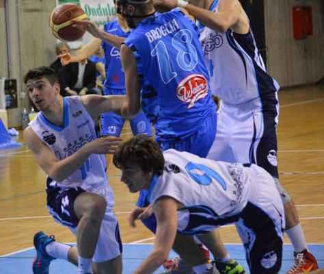 Basket Lecco Vs Orzinuovi