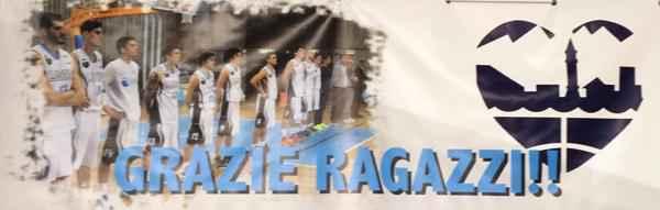 Basket Lecco ringraziamento play off