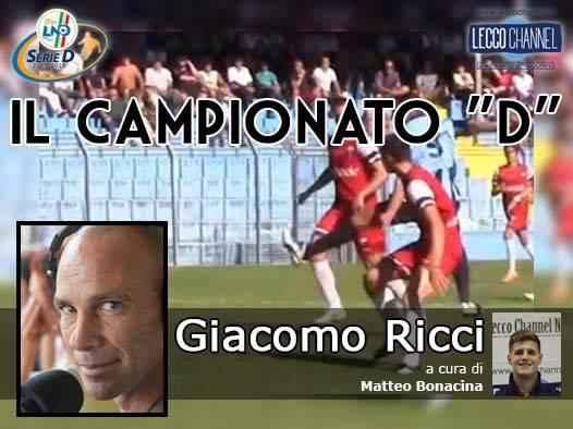 """""""Il Campionato D... Giacomo Ricci"""""""