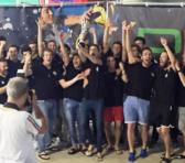 Pallanuoto Lecco Under 21 campione