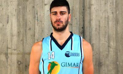 Basket Lecco Jacopo Balanzoni
