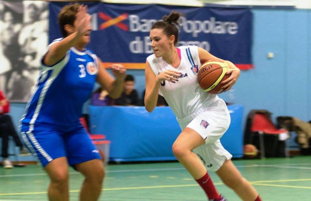 Alessandra Butti in azione