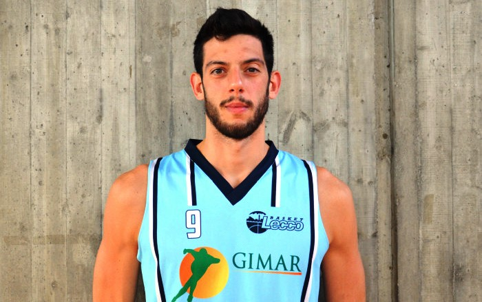 Basket Lecco Ivan Morgillo
