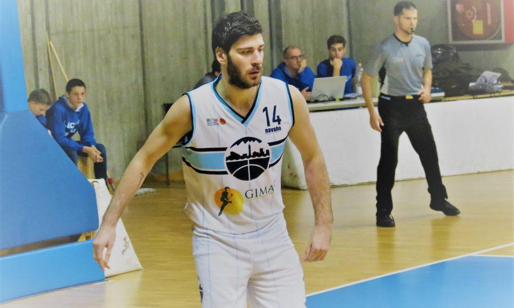 Jacopo Balanzoni Basket Lecco