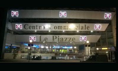 """Il centro commerciale """"Le Piazze"""" di Lecco"""