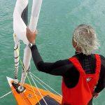 Noseda naufraga ma conclude la traversata dell'oceano a Santa Lucia