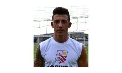 Nicola Reccagni, centrocampista della Romanese