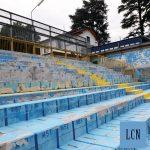 """Stadio """"Rigamonti-Ceppi"""": il fondo è quasi concluso, questa settimana il collaudo. Scrostati gli spalti"""