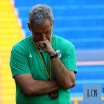 Calcio, il Lecco perde qualche pezzo. Gaburro: «Out Pèrez e Ruiu, in campo Merli Sala. Folgore squadra molto forte»