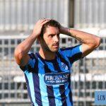 Calcio Lecco, vita dura a Lavagna: i blucelesti partono male, poi recuperano e pareggiano