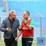 Calcio Lecco, è fatta: Gaburro-Brambilla, prosegue la storia in bluceleste