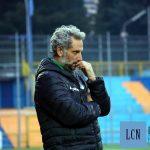 Calcio Lecco, Gaburro sprona i suoi: «Chiudiamo al meglio il 2018». E sul mercato…