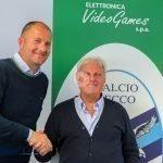 Calcio Lecco, si presenta Tesini: «Con Gaburro e Brambilla conoscenza di vecchia data». Maiolo: «Mister confermato da mesi»