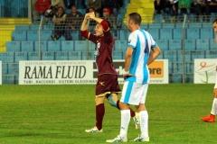 Cardinio dedica il suo gol alla fidanzata in tribuna