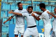 Calcio-Lecco-Pontisola-2016-Esultanza-Gol-Romano