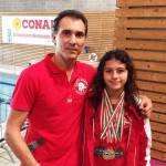 Martina Ratti superstar a Riccione: due titoli italiani e sei medaglie