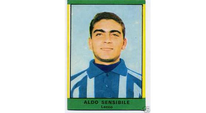 Articolo Aldo Sensibile Calcio Lecco