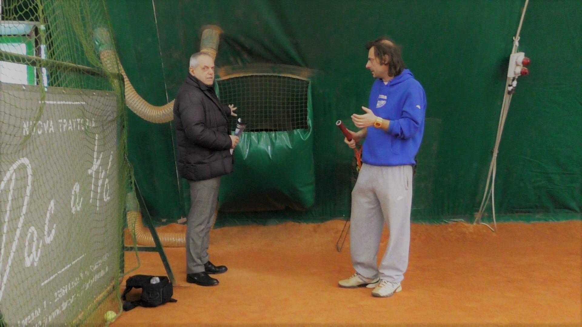 Tennis Pierangelo Panzeri