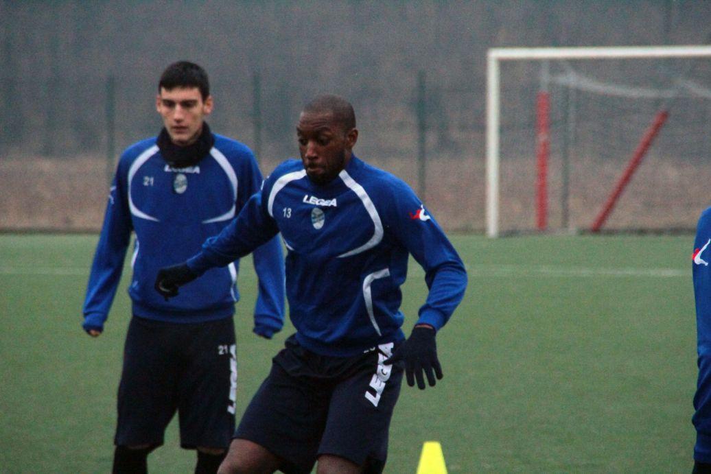 Articolo Calcio Lecco Luigi Badji Djibo