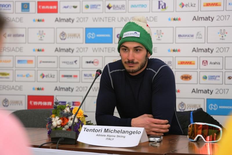 Sci Michelangelo Tentori Almaty