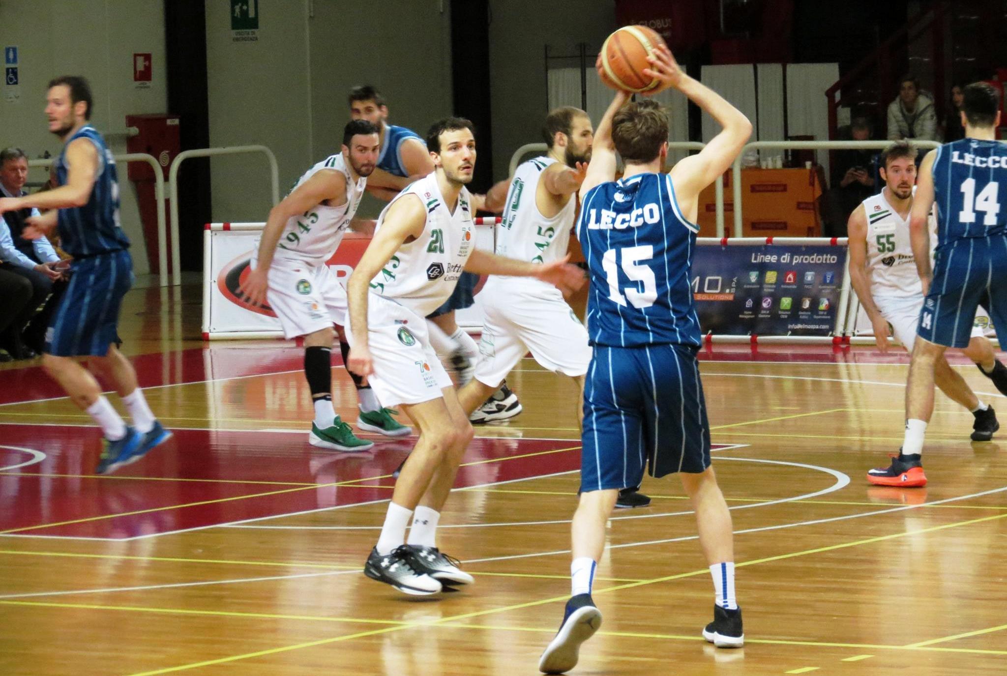 Basket Padova Lecco (1)