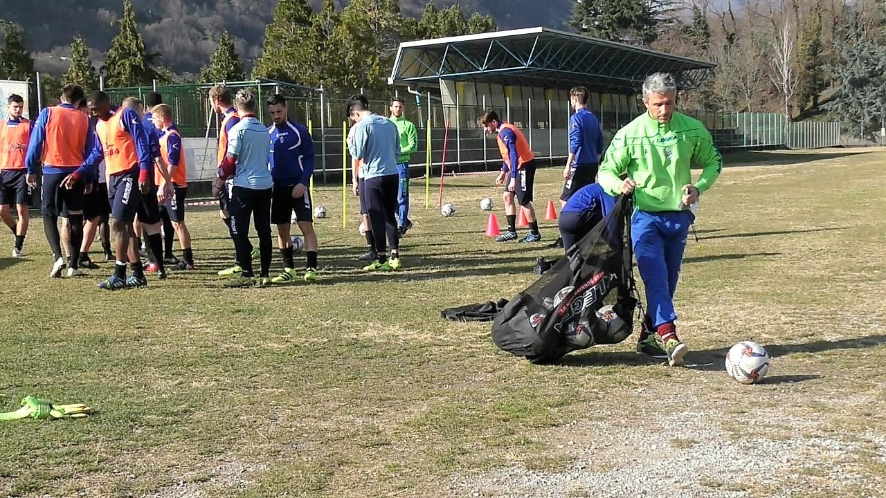 Calcio Lecco Allenamento 02 03 17 (2)