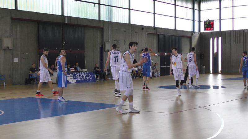 Basket Lecco Sestu (2)