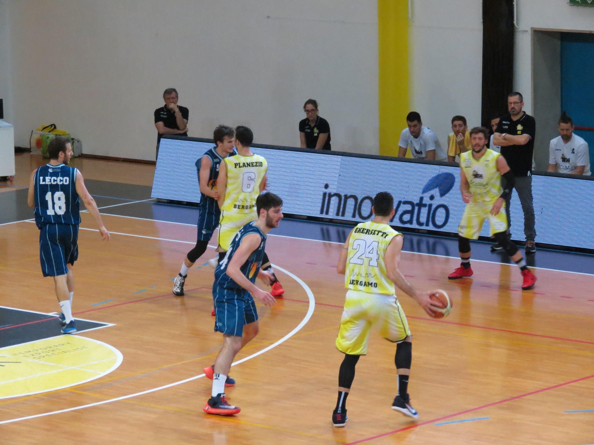 Basket Bergamo Lecco