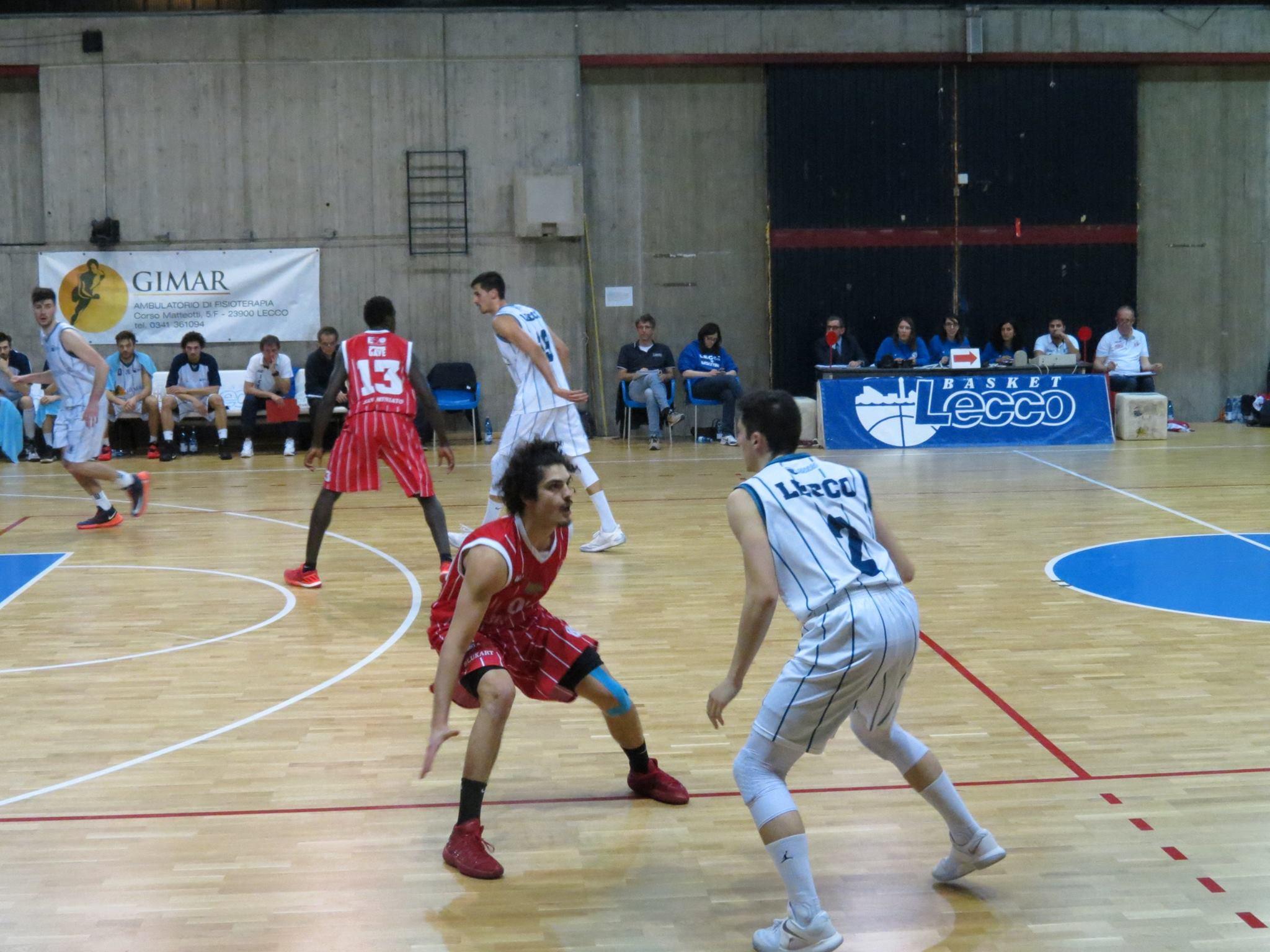 Basket Lecco San Miniato (2)