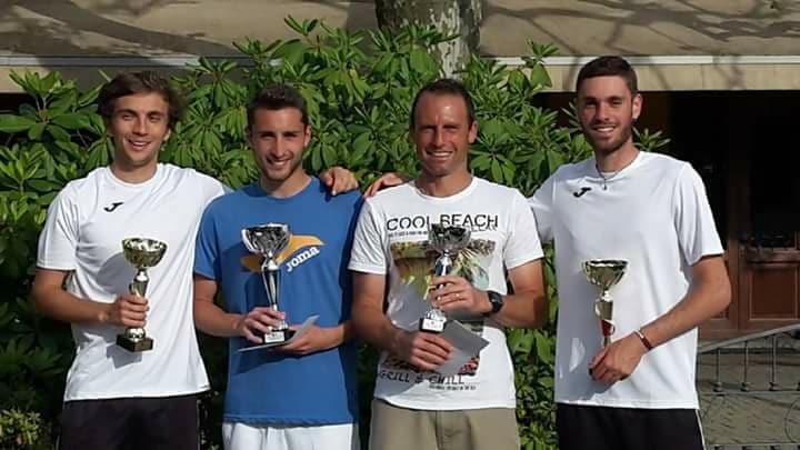 Capiago tennis Martini Vitari Pozzi Cufalo
