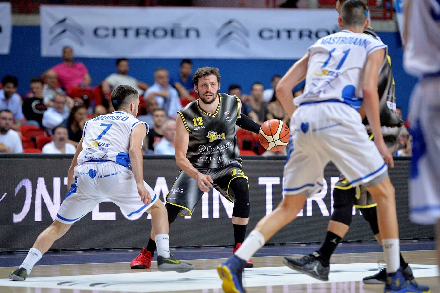 Basket Bergamo Napoli