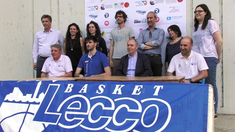 Basket Lecco dirigenza 06 17