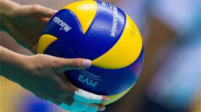 palla volley generica