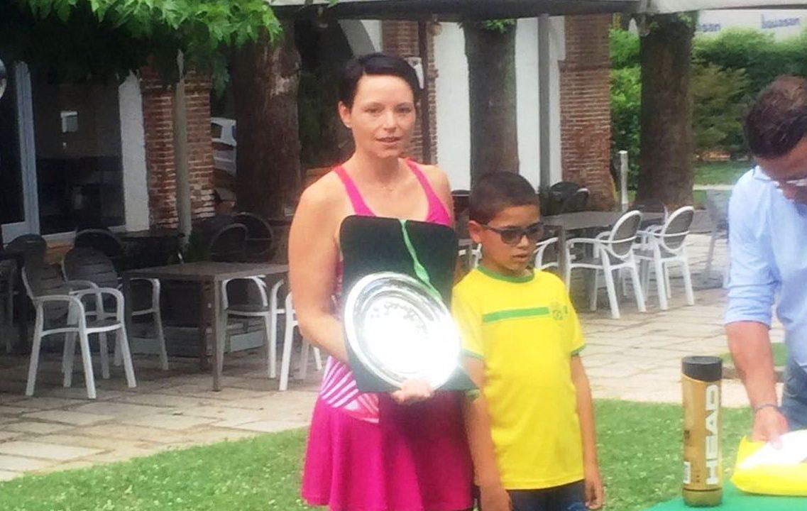Tennis Simona Quaroni