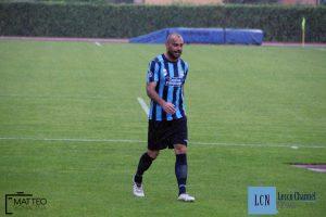 Fabio Crisotofli dopo l'espulsione rimediata con la Virtus Bergamo