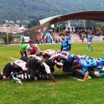 Foto | Il Rugby Lecco sfiora la clamorosa rimonta col Monferrato