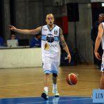 Basket Lecco, la spinta di Maccaferri: «Lavoro per rientrare presto»