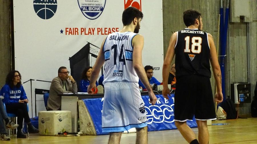 Basket Lecco Forli 20