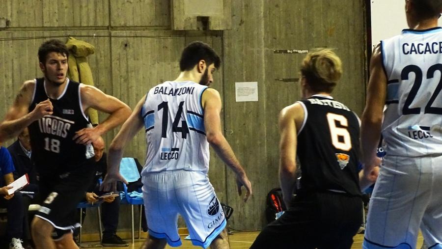 Basket Lecco Forli 21
