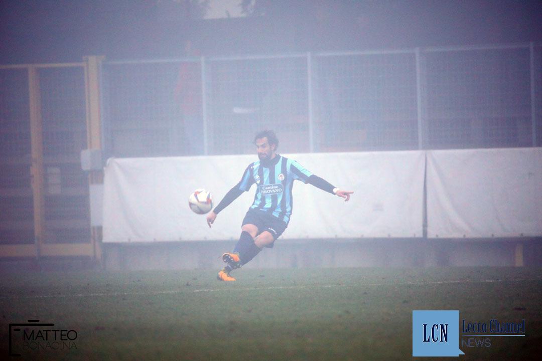 Calcio Crema Lecco Campionato Serie D 2018 Luoni Nebbia (19)