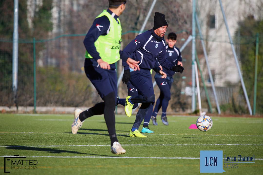 Calcio Lecco Allenamento Lambrone Serie D 2018 Corteggiano (3)