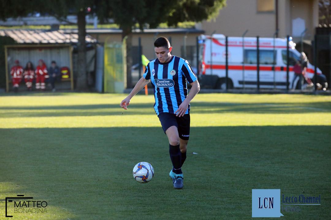 Calcio Lecco Pontisola campionato Serie D 2018 Andrea Compagnone (18)