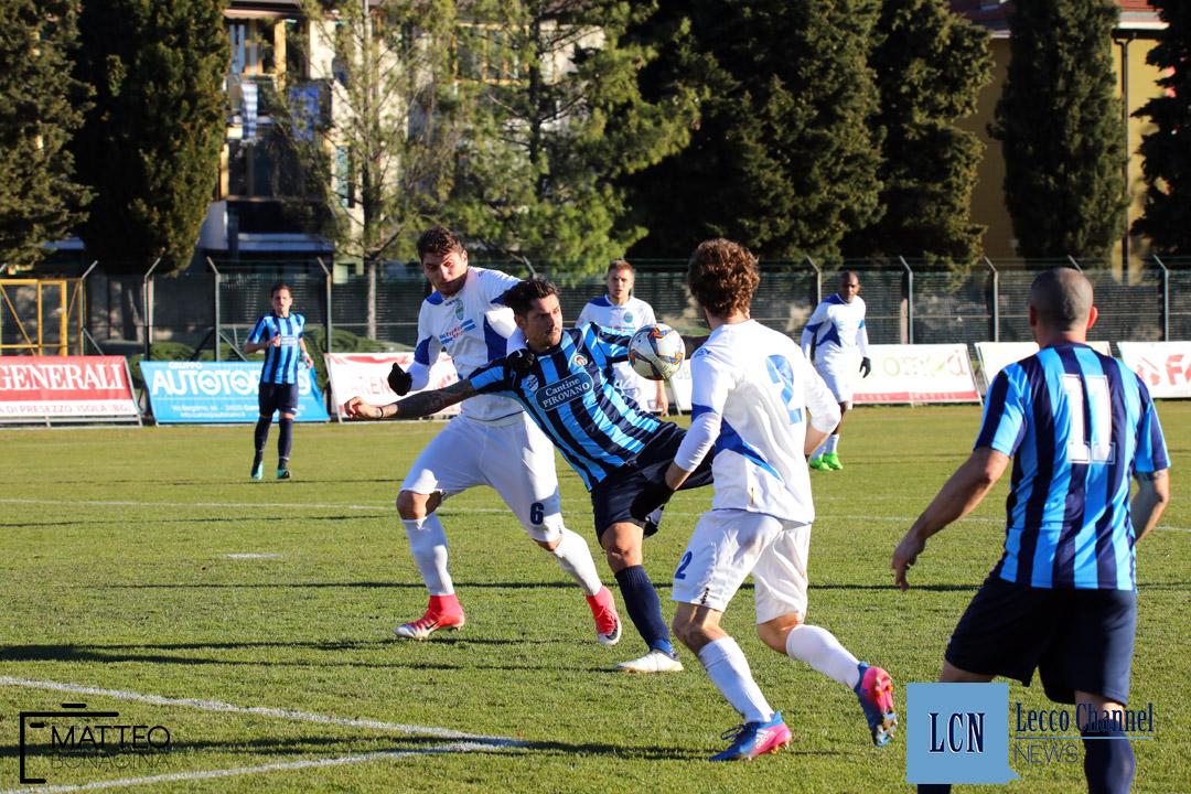 Calcio Lecco Pontisola campionato Serie D 2018 Rea (21)
