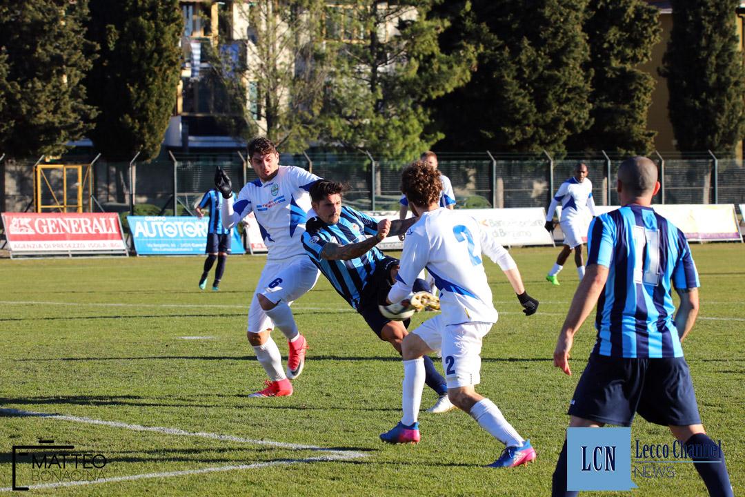 Calcio Lecco Pontisola campionato Serie D 2018 Rea (22)