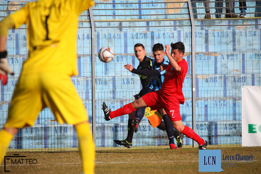 Calcio Lecco Virtus Bergamo Campionato Serie D 2018 Mortara (5)