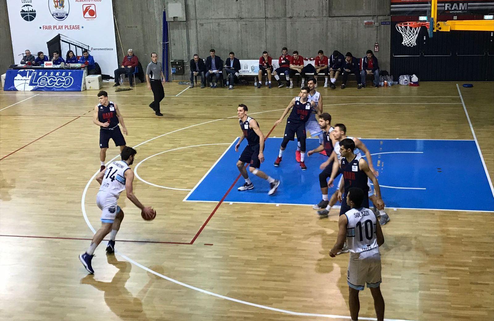 Basket Lecco Reggio Emilia (8)